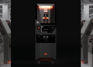 Flux One 3D Printer Hero