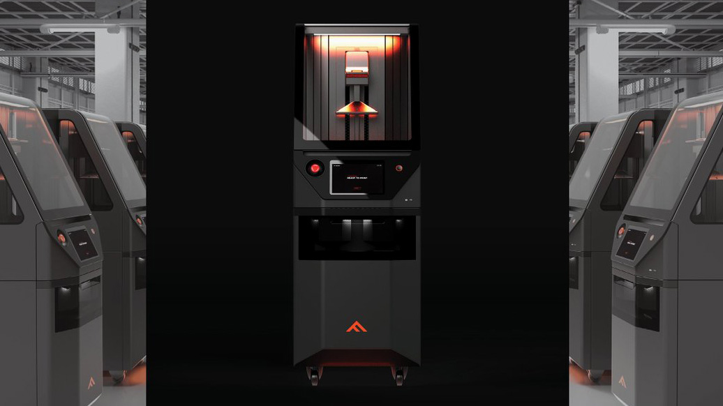 Flux One 3D Printer Hero
