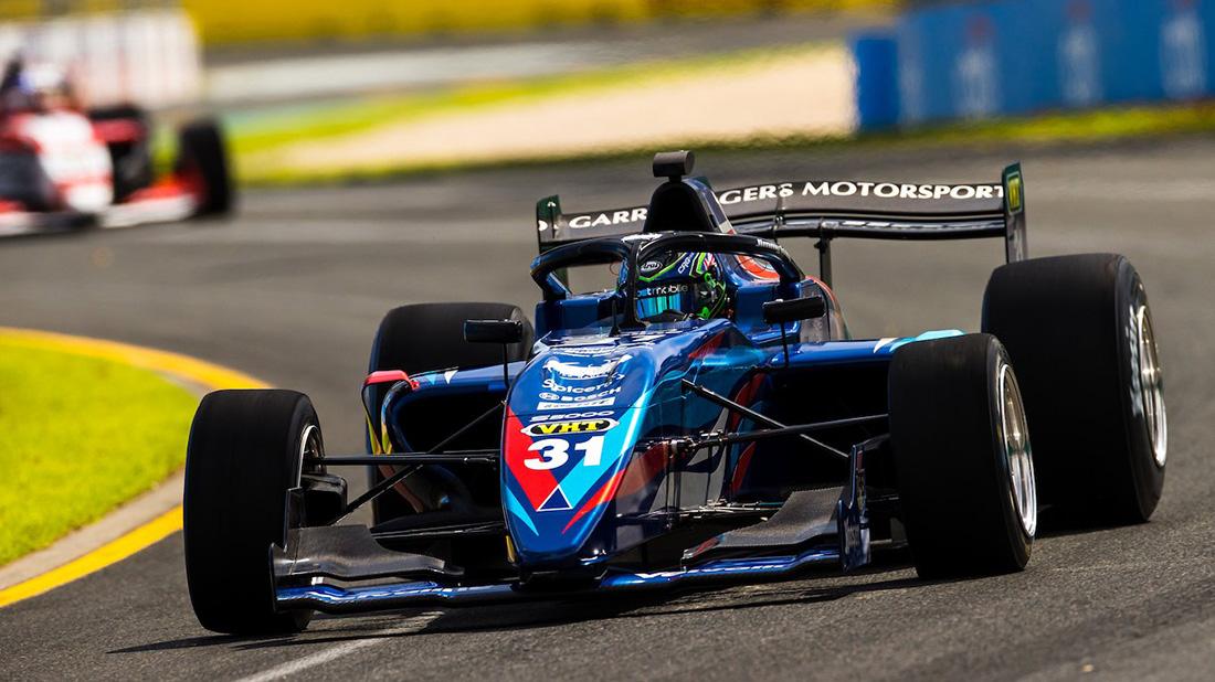 Garry Rogers Motorsport Australia Markforged