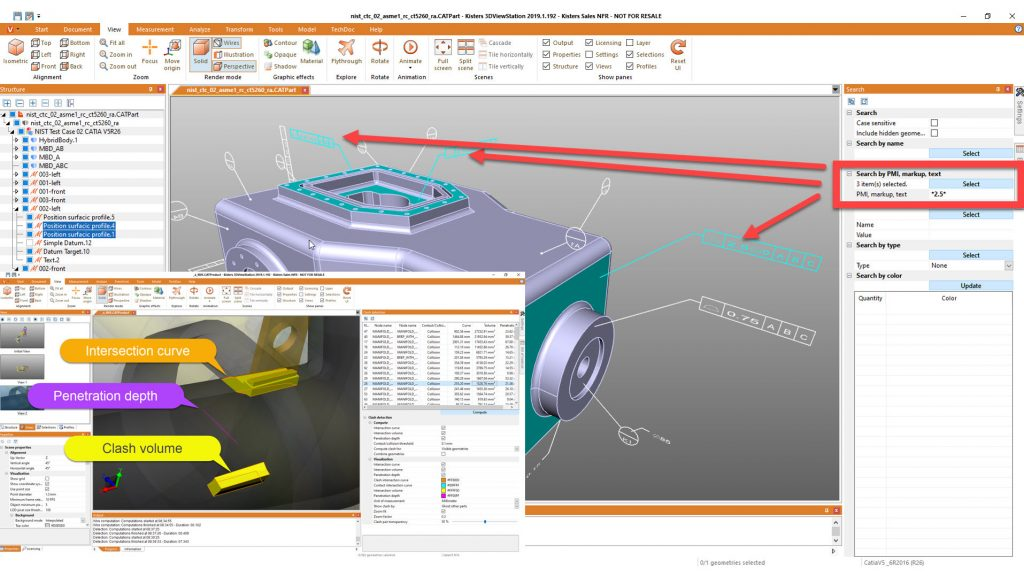 Kisters 3DViewStation V2020.0