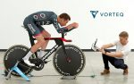Vorteq cycling skinsuit 3D scanner