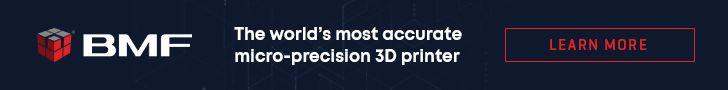 BMF 3D Printing D3D30