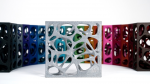 Dyemansion 17 new colours for HP 3D printers