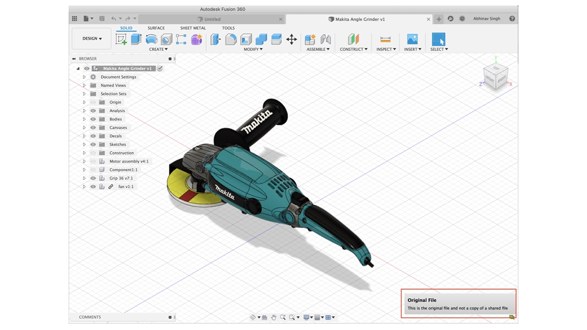 Fusion 360 May Updates - Open in from Web Viewer version history