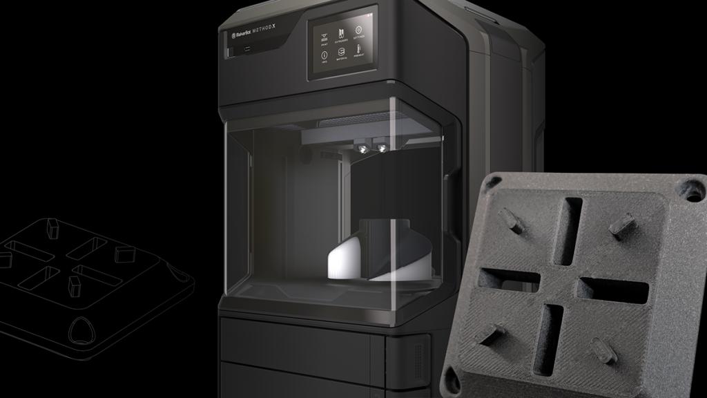 MakerBot Carbon Fibre