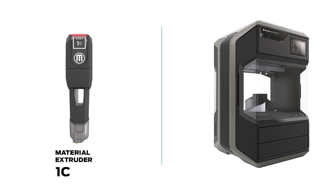 MakerBot Carbon Fibre Method printhead