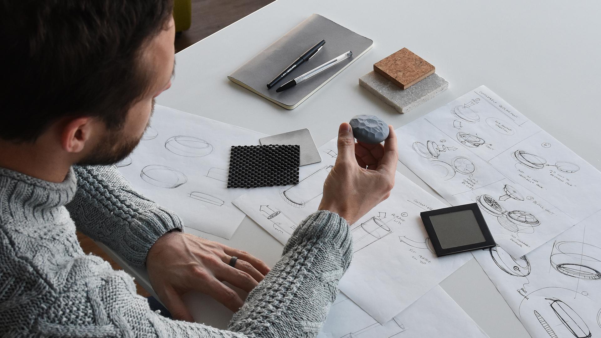 PEBL Cambridge Consultants Design Process Image 2
