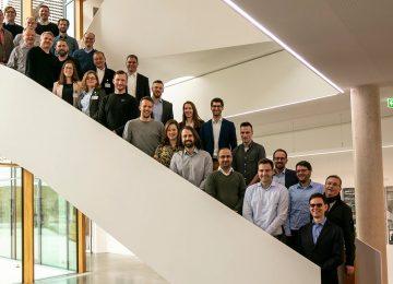 Polyline consortium meeting