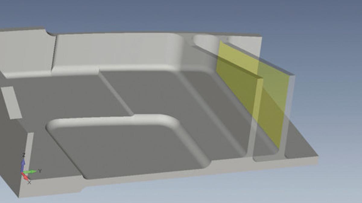 Simcenter Femap 2020.1 feature editing