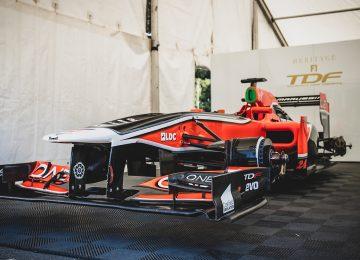 TDF F1 car TDF_SPA FRANCE