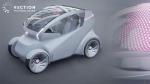 Vection VR Design Iris Car