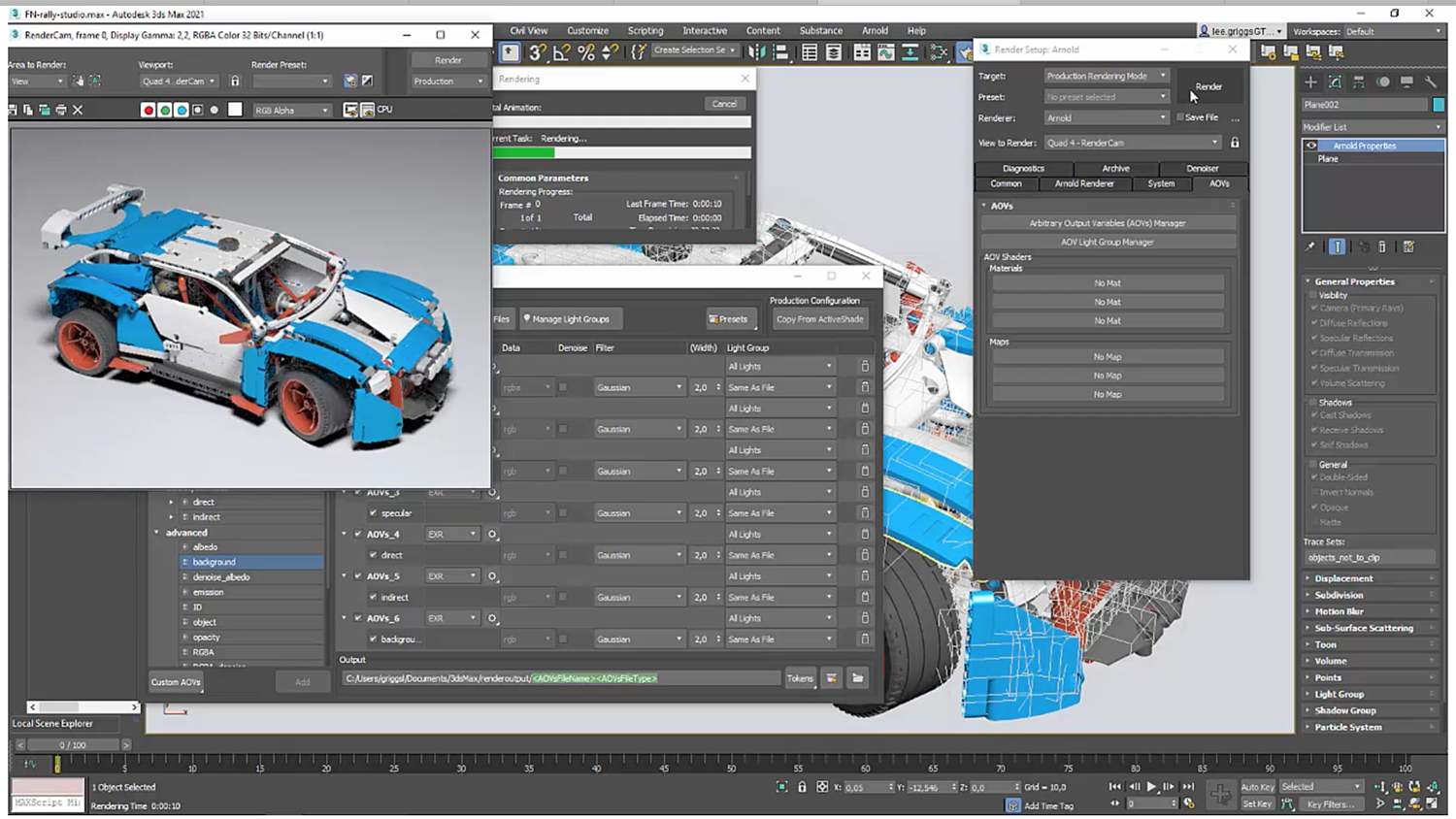 3ds max 2021.1 update main