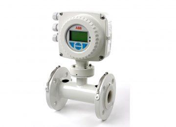 ABB's EM flowmeter