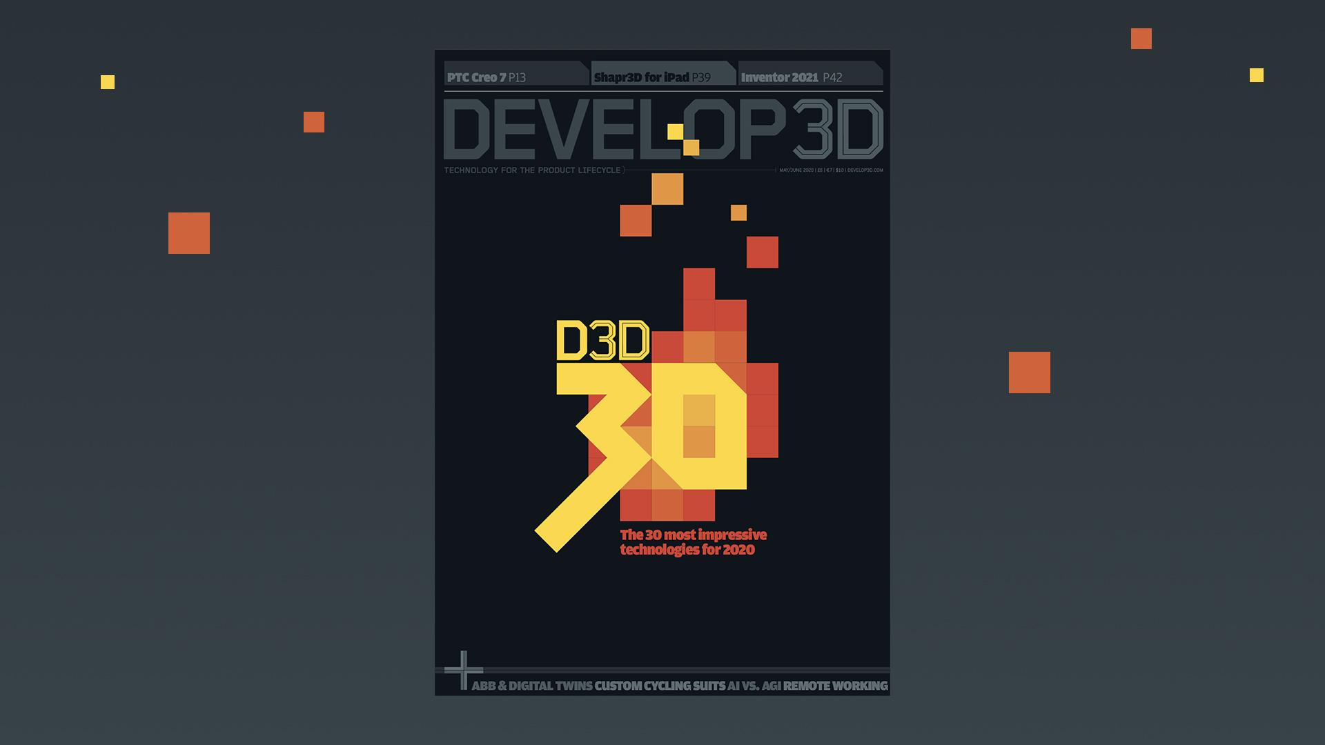 D3D 30 2020 list technologies MAIN