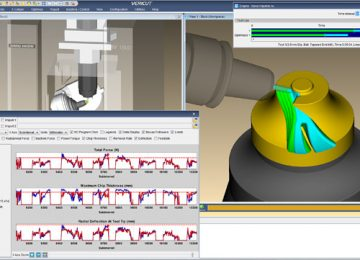 Vericut 9 CNC simulation, verification and optimisation software