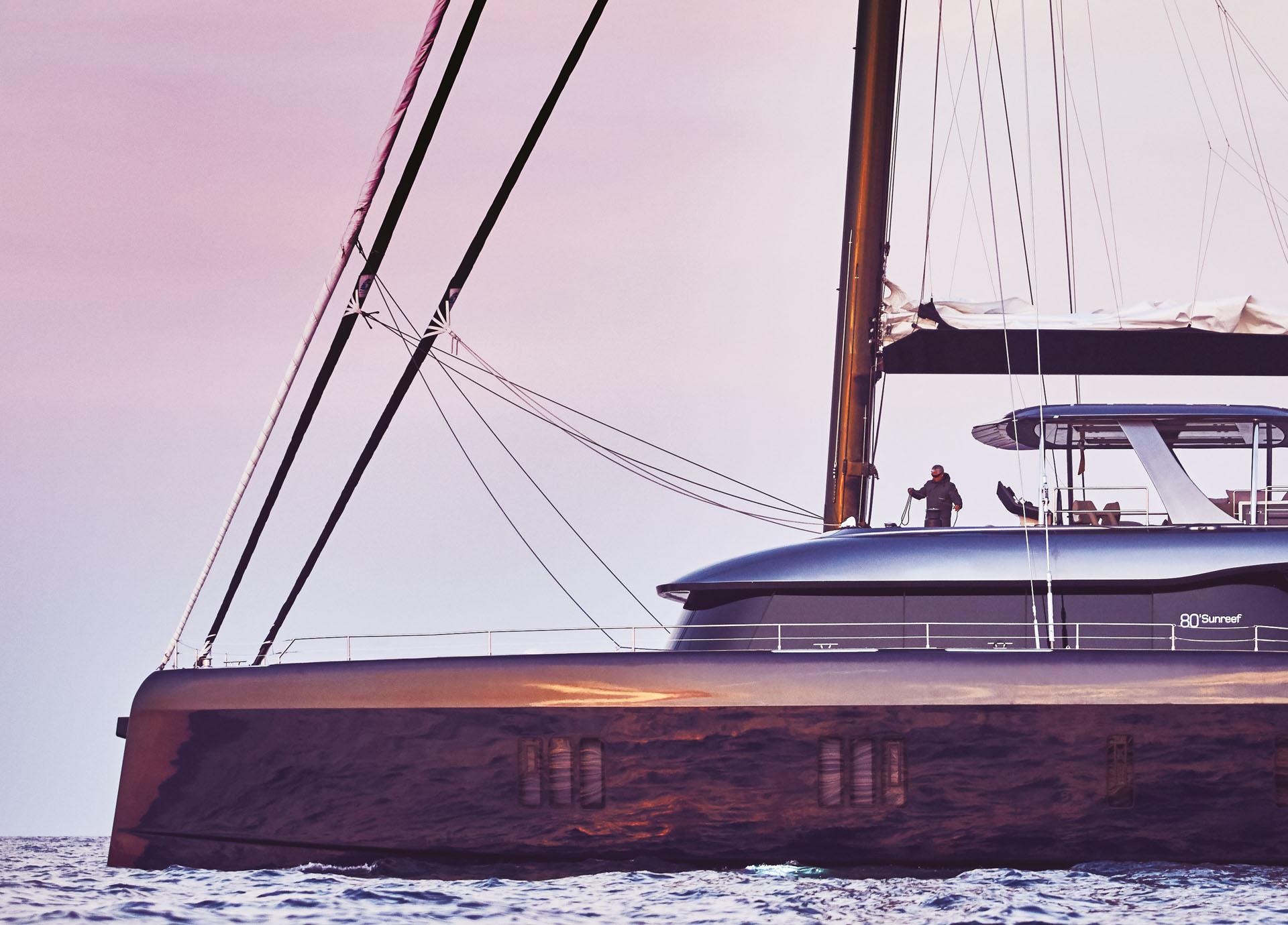Sunreef yachts 80 Gaya