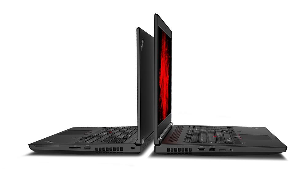 Lenovo ThinkPad P Series p15 and p17