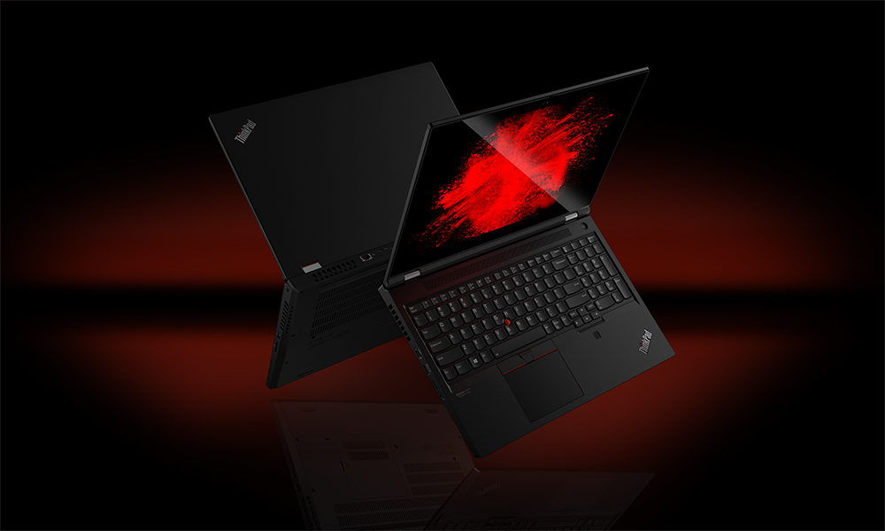 Lenovo ThinkPad P Series Hero