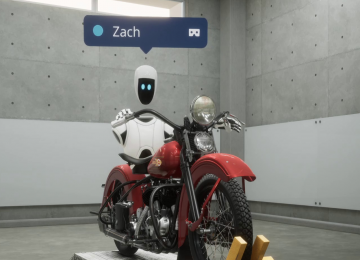 Theia Optim Unreal VR collaboration templates