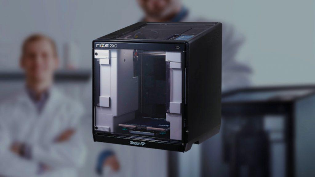 Rize 2xc 3D printer