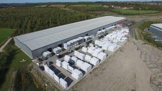 Liniar plant derbyshire