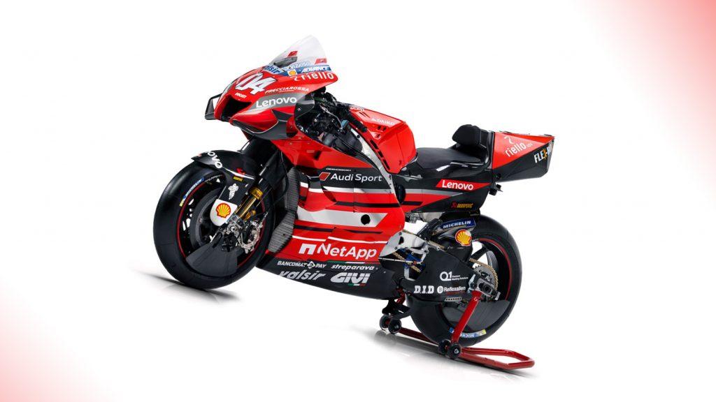 Altair Ducati Corse Team 2020