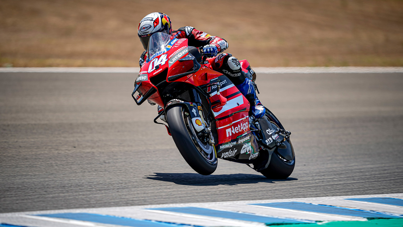 Altair Ducati Corse Team Track