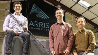 Arris composites Founders