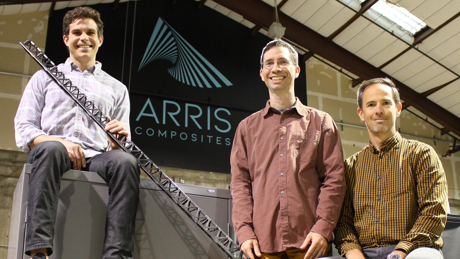 Arris composites Founders