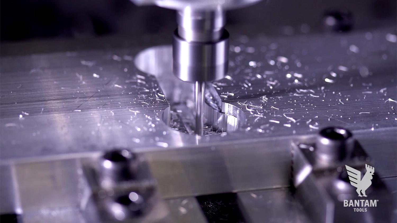 Bantam Tools Desktop CNC Mill detail
