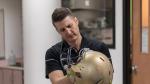 NFL helmet design Christopher Yakacki, Impressio