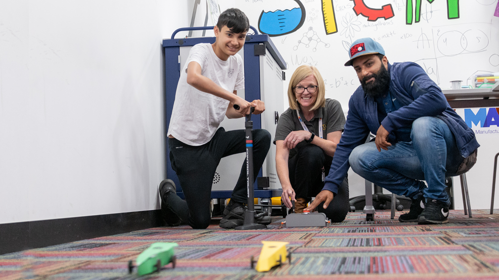 Future Makers Club MAKEUK STEM