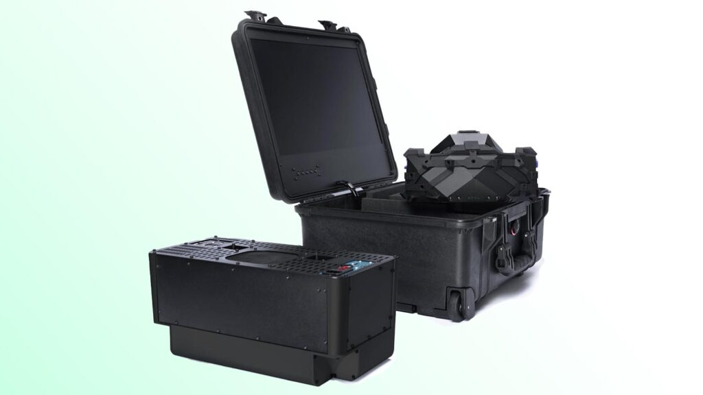 Mobile VR Station XTAL NovBox