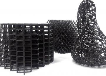 PostProcess 3D Printing Splitvision_Resin_Part