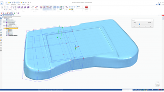 Solid Edge 2021 review Subdivision Modeling_01