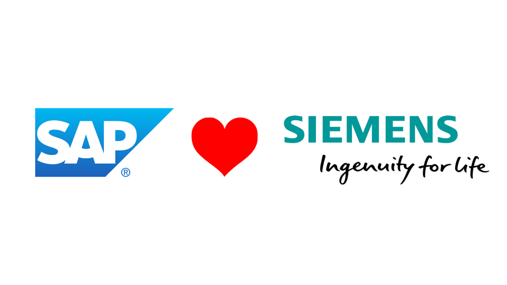 Siemens and SAP announce a new PLM/ERP partnership