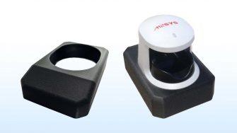 Fastlane Markforged 3D printed Biometric casing