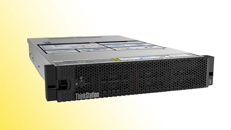 Lenovo ThinkStation P920 Rack HERO