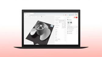 MakerBot CloudPrint User Interface