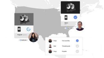 MakerBot CloudPrint collaboration MAP