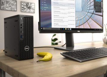 Dell Precision 3240 Compact HERO banana
