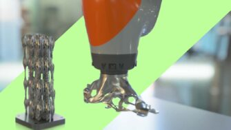 Additive Automations Renishaw SALSA Robot
