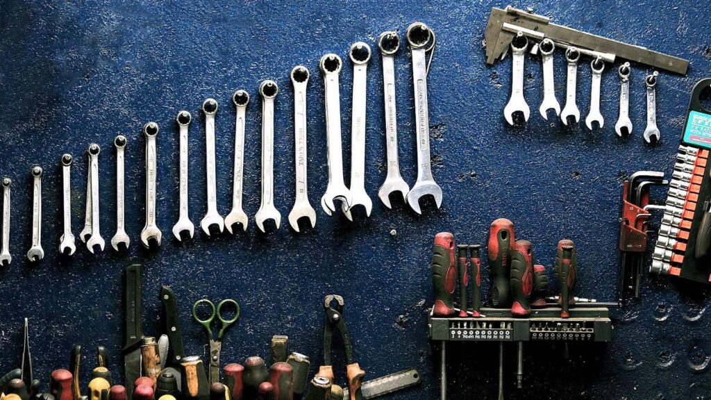 Right To Repair Tools Workshop