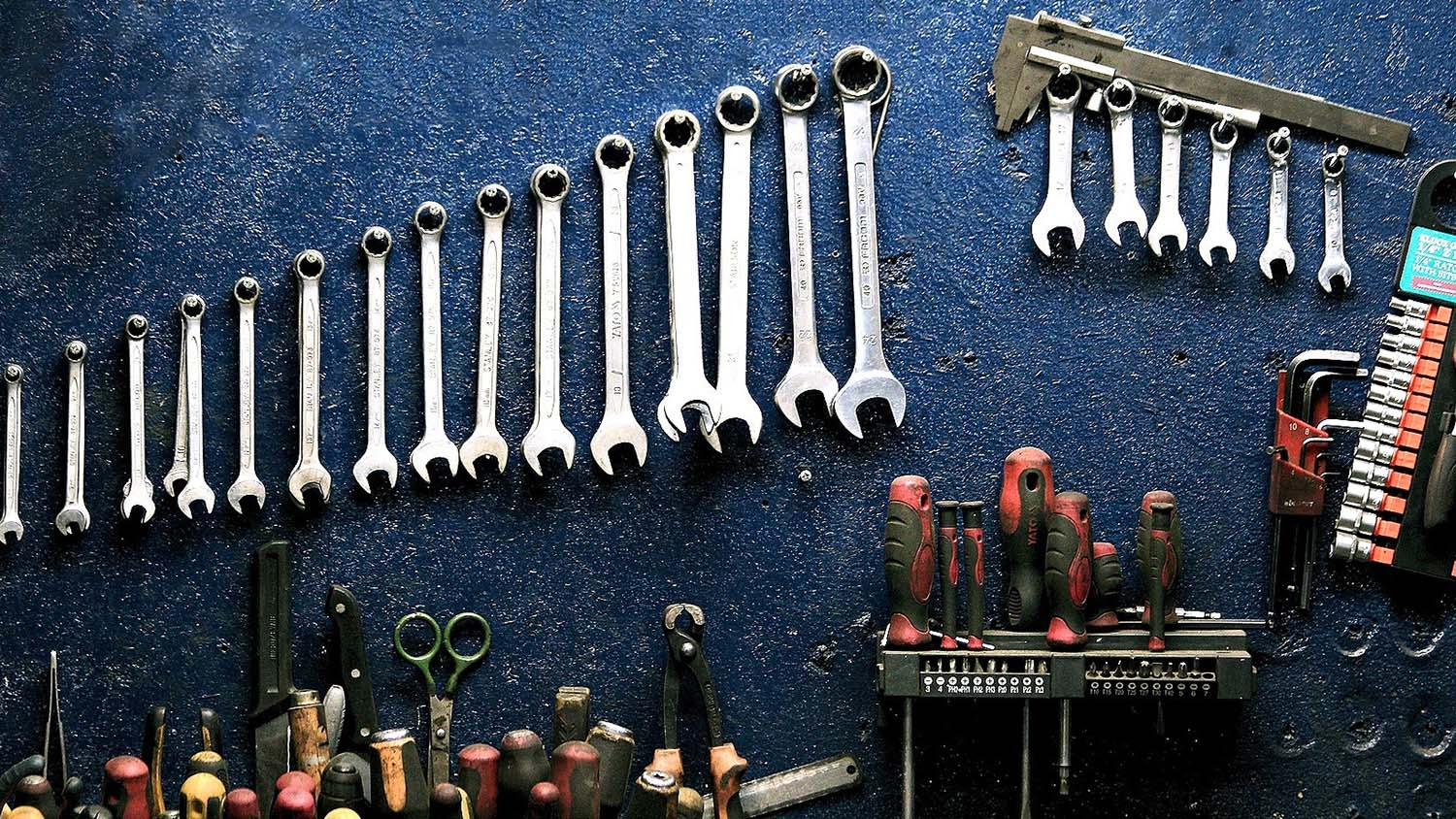 Right To Repair Tools Workshop