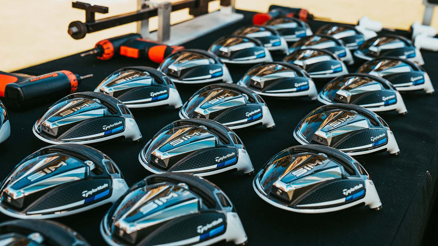 TaylorMade Clubheads