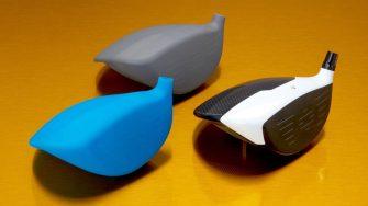 Taylormade 3D printed formlabs parts