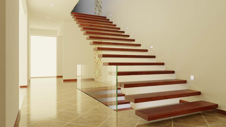 Intel oneAPI interior staircase viz