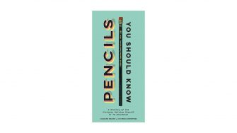 BOOKS FOR DESIGNERS 2020 Pencils You Should Own