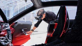 Kia Motors Varjo VR in automotive design