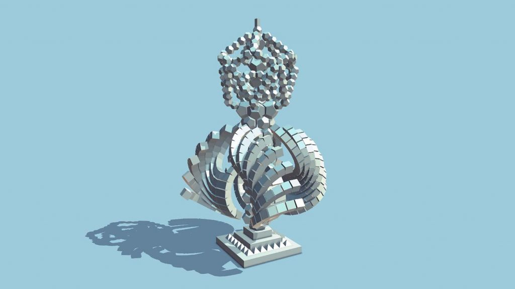 QEPrize trophy 2019